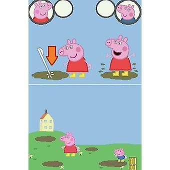 Peppa Pig het spel (Nintendo DS)-nieuw