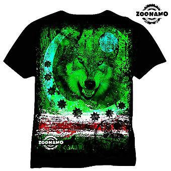 Zoonamo T-Shirt Tsjetsjenië voor classic