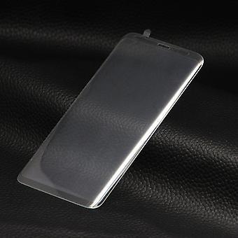 2x 4D Full 0,3 mm gebogenes Hartglas Transparent Folie für Samsung Galaxy Note 9 N960F