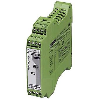 Phoenix Contact MINI-PS-100-240AC/24DC/1.3 Rail montato PSU (DIN) 24 Vdc 1.3 A 31,2 W 1 x