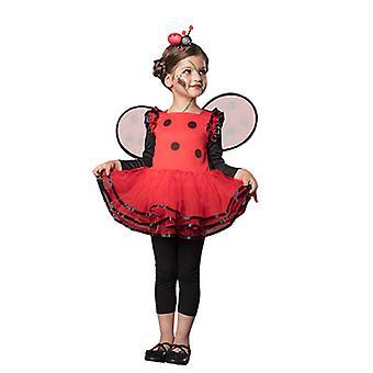 Ladybug dress child costume baby toddler girl