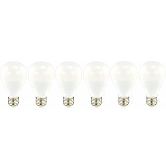 6 x Sylvania GLS A60 14W = 103W LED ampoule E27 Cool White 4000K 1580lm [classe énergétique A +]