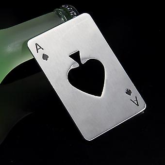 TRIXES Metal Ace of Spades Cider øl oplukker