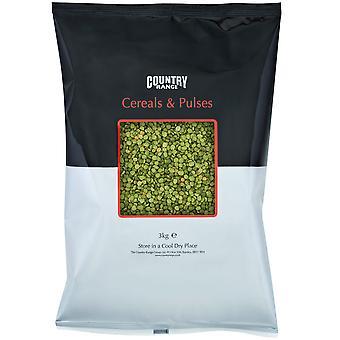 Country Range Dried Green Split Peas