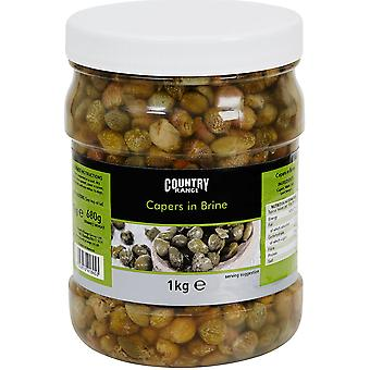 Country Range Capers in Brine