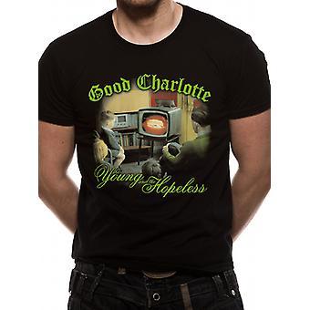 Good Charlotte - Young & Hopeless (Unisex) T-Shirt