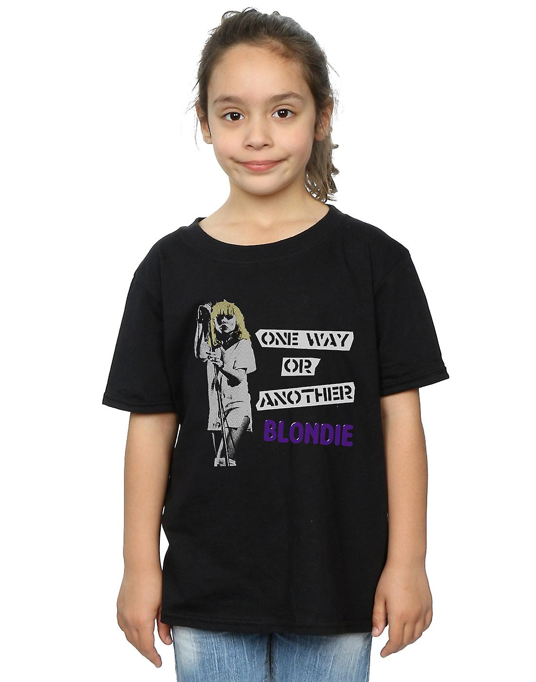 Blondie Girls One Way Or Another T-Shirt