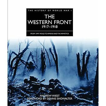 الجبهة الغربية عام 1917-1918-من فيمي ريدج اميان وارمي