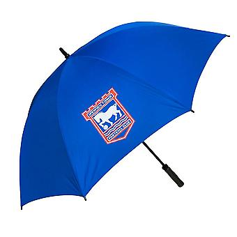 Ipswich Town FC Single Canopy Golf Paraply