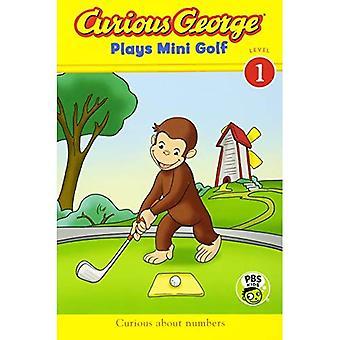 Curious George spielt Minigolf (Curious George (Level 1))