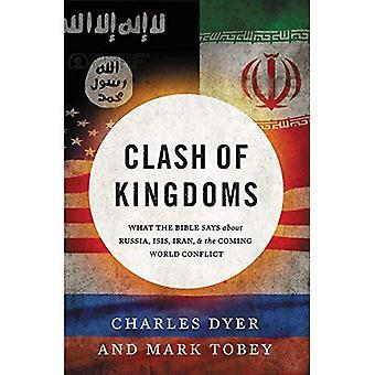 Kampf der Königreiche: Was sagt die Bibel über Russland, Isis, Iran und der Endzeit