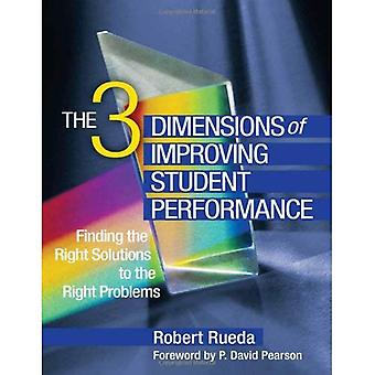 The  Three Dimensions of Improving Student Performance: Finding the Right Solutions to the Right Problems
