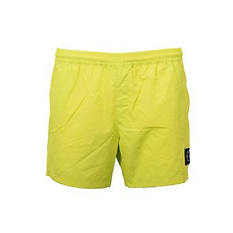 Marshall Artist Lime Green Micro Swim Short