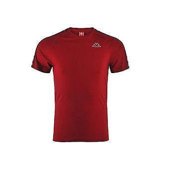 Kappa Bordeaux rode Coen T-shirt