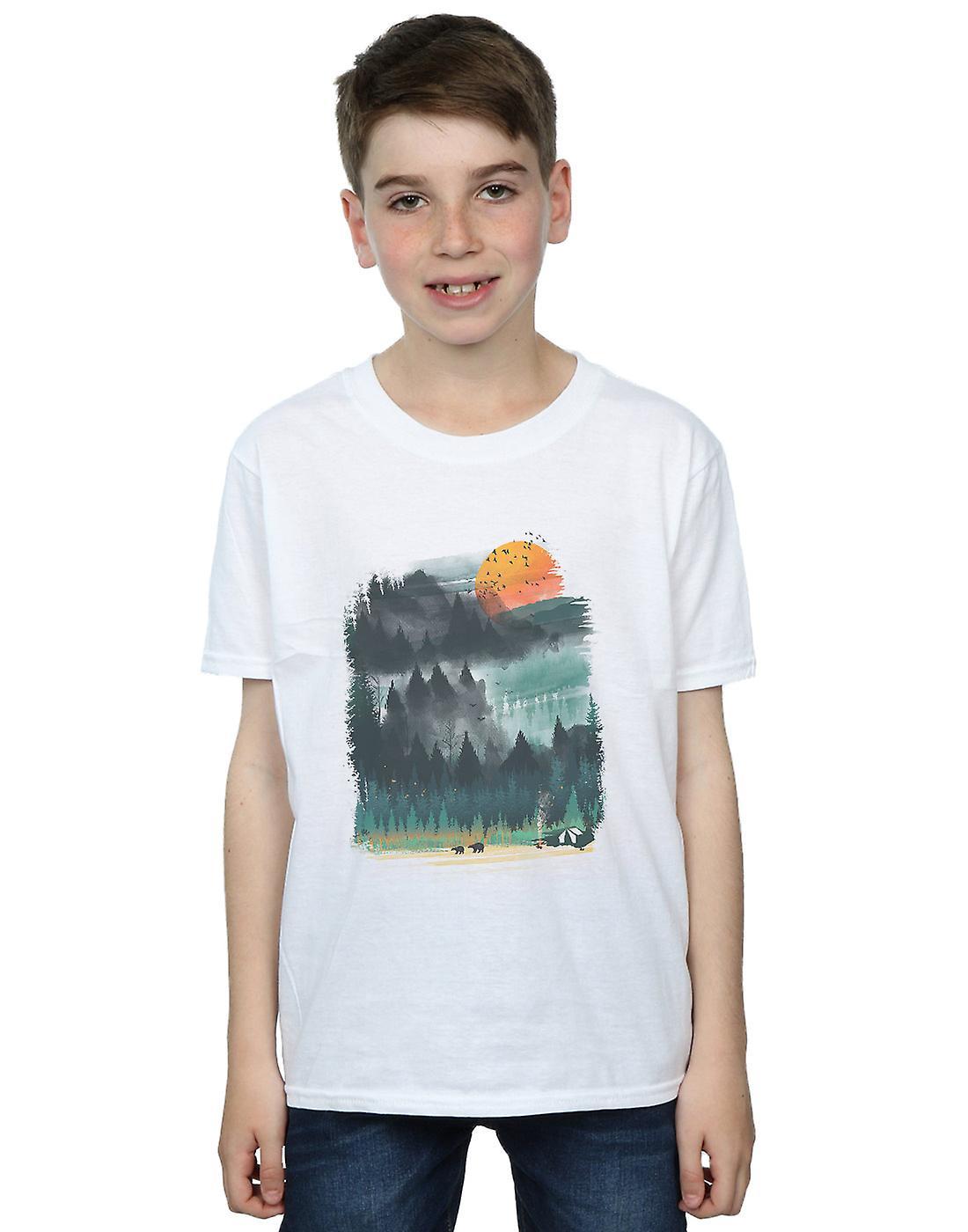 Dan Dingeroz Boys National Parks T-Shirt