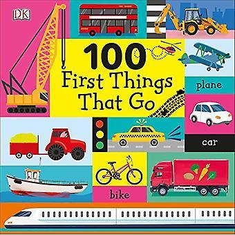 100 ersten Dinge, die gehen [Pappband]