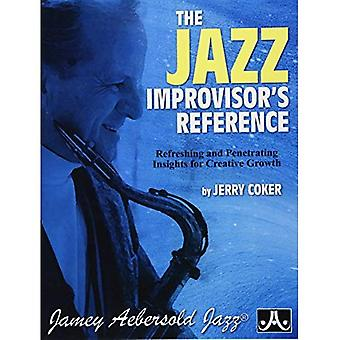 De Jazz improvisator Referentie: verfrissend en indringend inzichten voor creatieve groei