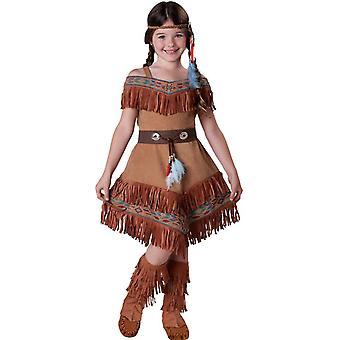 Indian Girl Child Costume