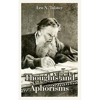 Gedachten en aforismen van Tolstoj & Leo & N.
