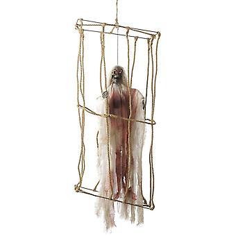 Hangende gevangen ghost, Halloween decoratie