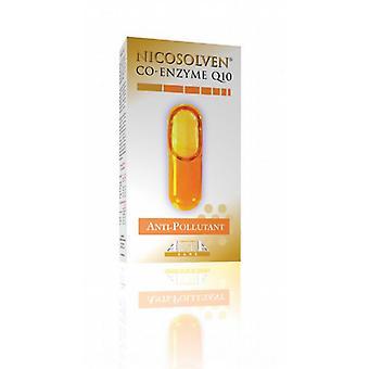 Nicosolven Co Q10 Liquid Capsules