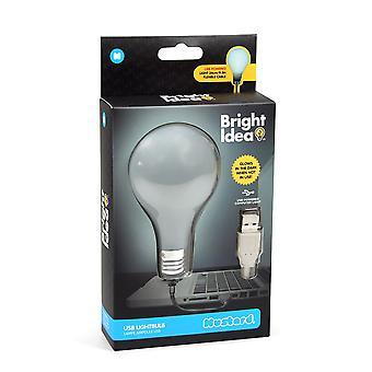 Bright Idea USB Powered Lightbulb