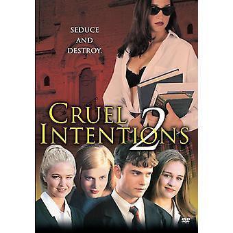 Cruel Intentions 2 [DVD] USA import