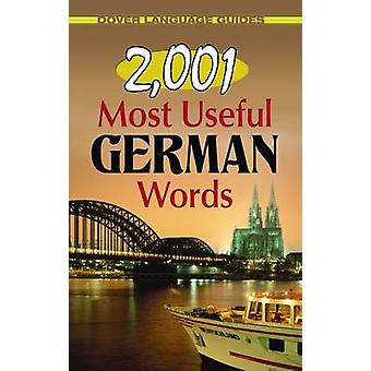 2 - 001 Most Useful German Words by M. Charlotte Wolf - 9780486476261