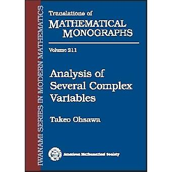 Analysis of Several Complex Variables by Takeo Ohsawa - 9780821820988