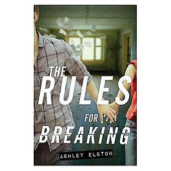 The Rules for Breaking by Ashley Elston - 9781423168980 Book