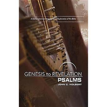 Genesis to Revelation - Psalms Participant Book by John C. Holbert - 9
