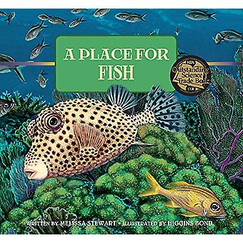 A Place for Fish by Melissa Stewart - 9781682630112 Book
