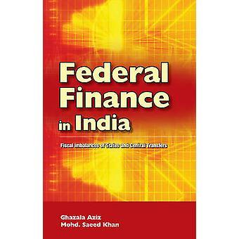 Federal Finance in India by Ghazala Aziz - 9788177083019 Book