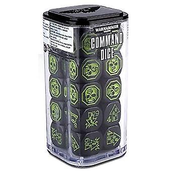 Games Workshop-Warhammer 40.000-Command Dice