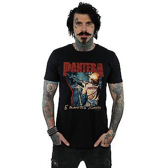 Pantera Men's 5 Minutes Alone T-Shirt