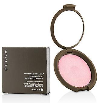 Becca Luminous Blush - # Camellia 6g/0.2oz