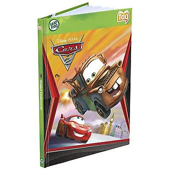 Leapfrog Book Stories and Activities Cars 2