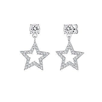 Elli Pendulum örhängen och silver Women ' s Drop 301430918