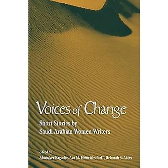 Stemmen van verandering - korte verhalen van Saoedi-Arabië Women Writers door Abu