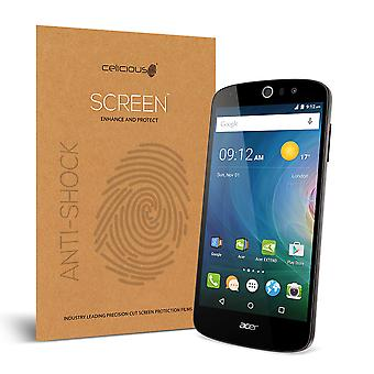 Celicious Impact Anti-Shock Shatterproof Screen Protector Film Compatible with Acer Liquid Z530