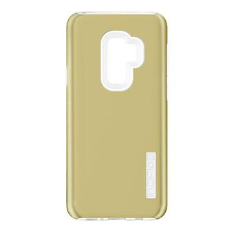 SAMSUNG GALAXY S9 PLUS INCIPIO DUALPRO CASE-IRIDESCENT RUSTED GOLD
