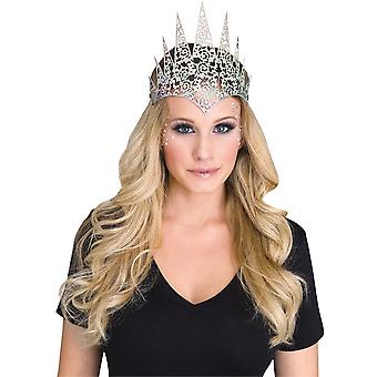 Holografisk glitter Crown