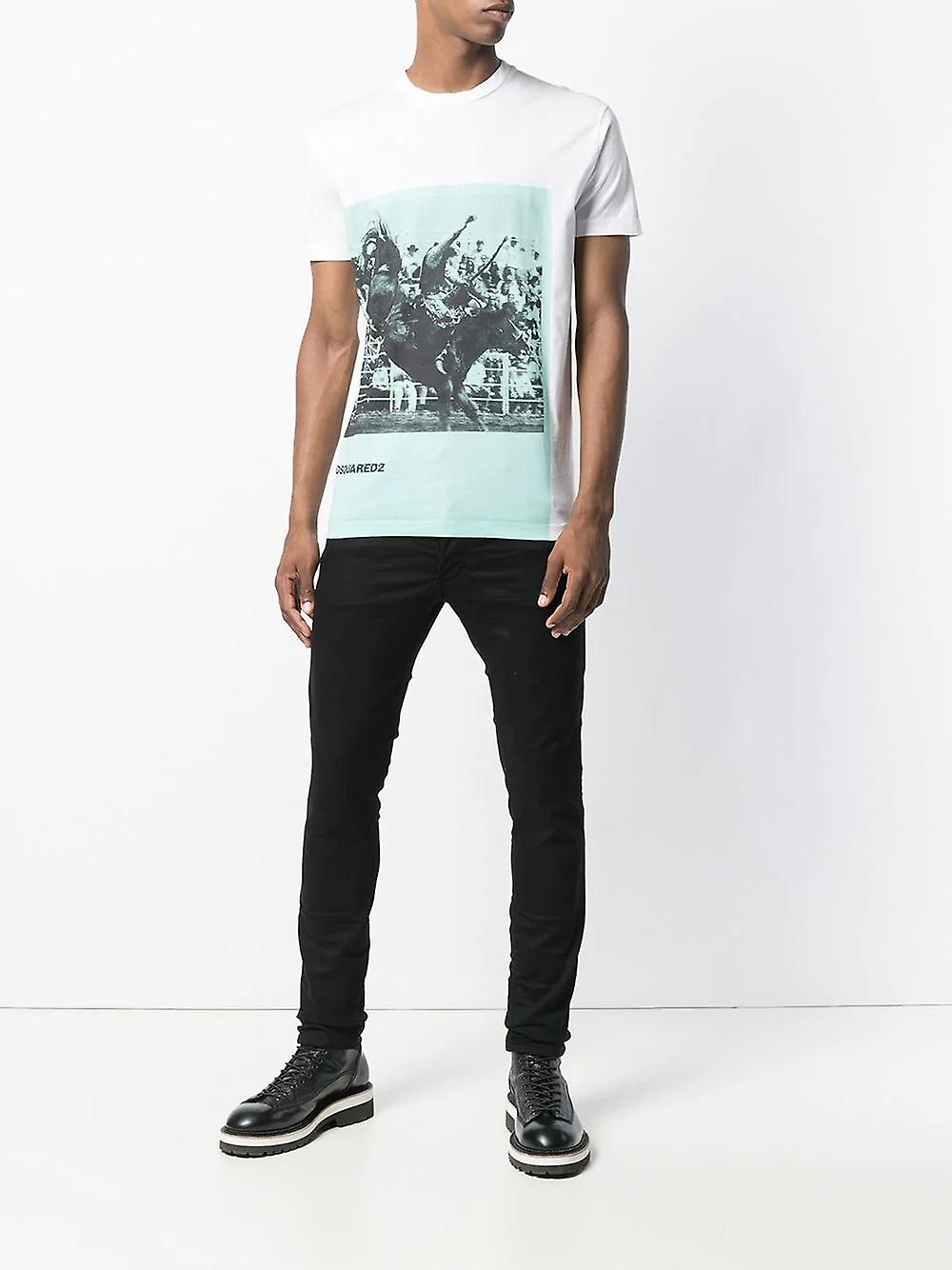 Rodeo Logo T-Shirt