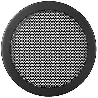Monacor SG-165 Speaker cover (Ø x H) 174 mm x 16 mm