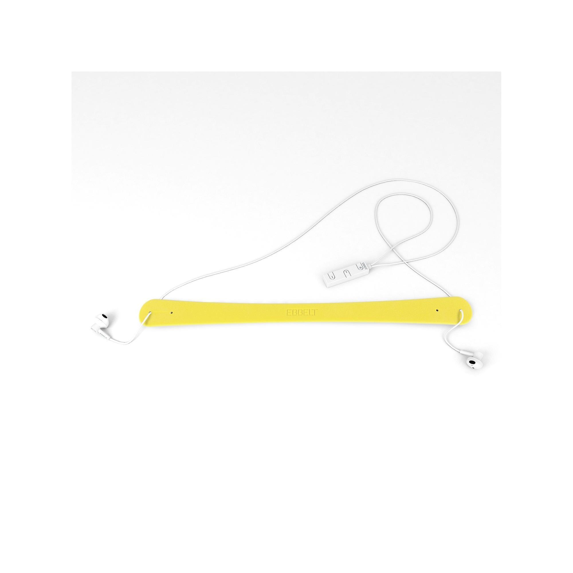 Ebbelt Sport Bluetooth Yellow Headphones