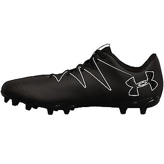 Under Armour Mens Nitro Low MC Lace Up American Football Boots - Black