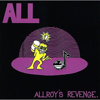 All - Allroy's Revenge [CD] USA import