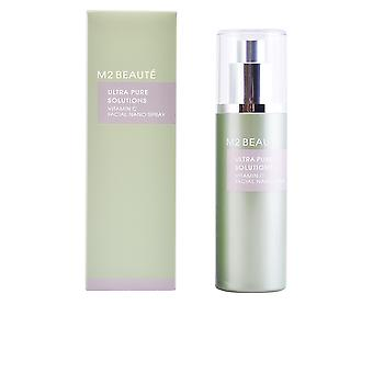 M2 Beauté Ultra zuivere oplossingen vitamine C gezicht Nano Spray 75 Ml voor vrouwen