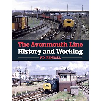 Avonmouth Line by P D Rendall