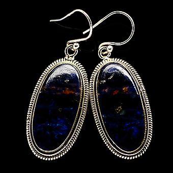 Sodalite Earrings 1 3/4